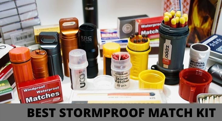 BEST STORM PROOF MATCH KIT