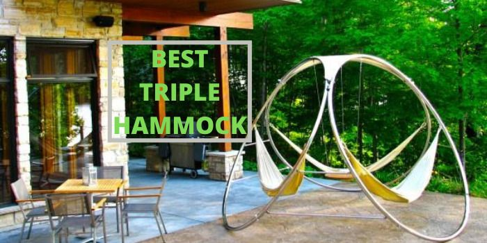 BEST TRIPLE HAMMOCK