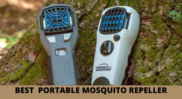 best portable mosquito repeller reviews
