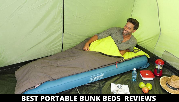 best portable bunk beds