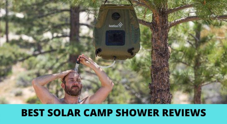 best solar camp shower reviews