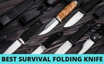 best survival folding knife