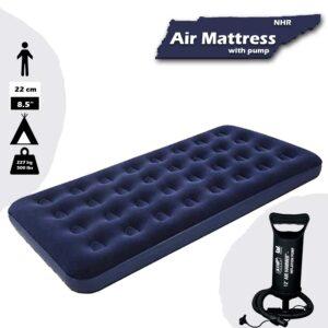camping air bed