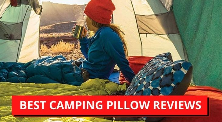 BEST CAMPING PILLOW REVIEWS