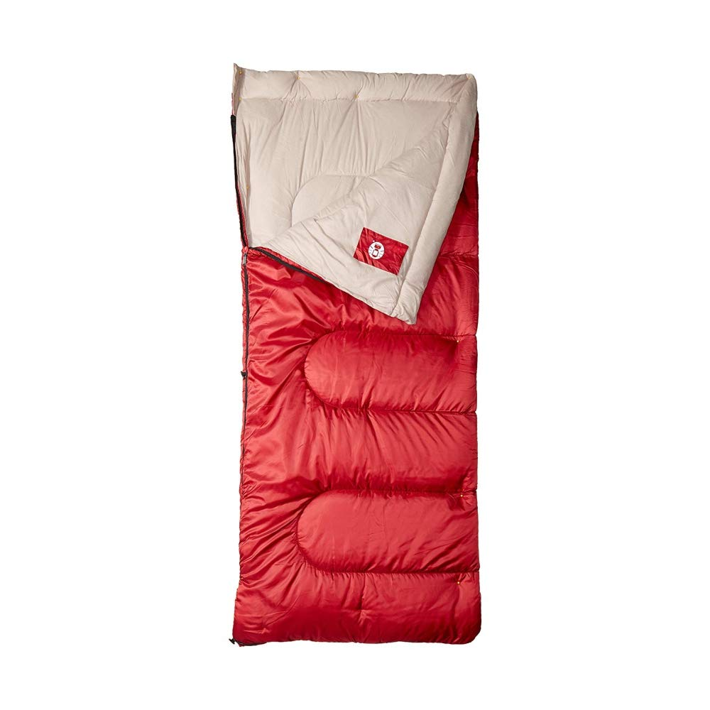 Coleman Palmetto, Cool Weather Sleeping Bag