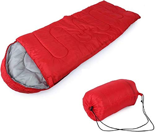 IBS Waterproof Hood Camping Hiking Travel for Single Person Sleeping Bag