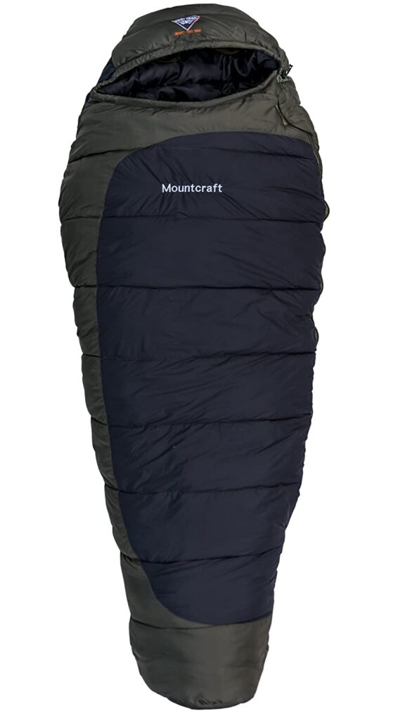 MOUNTCRAFT Night-TEC 1000 Sleeping Bag