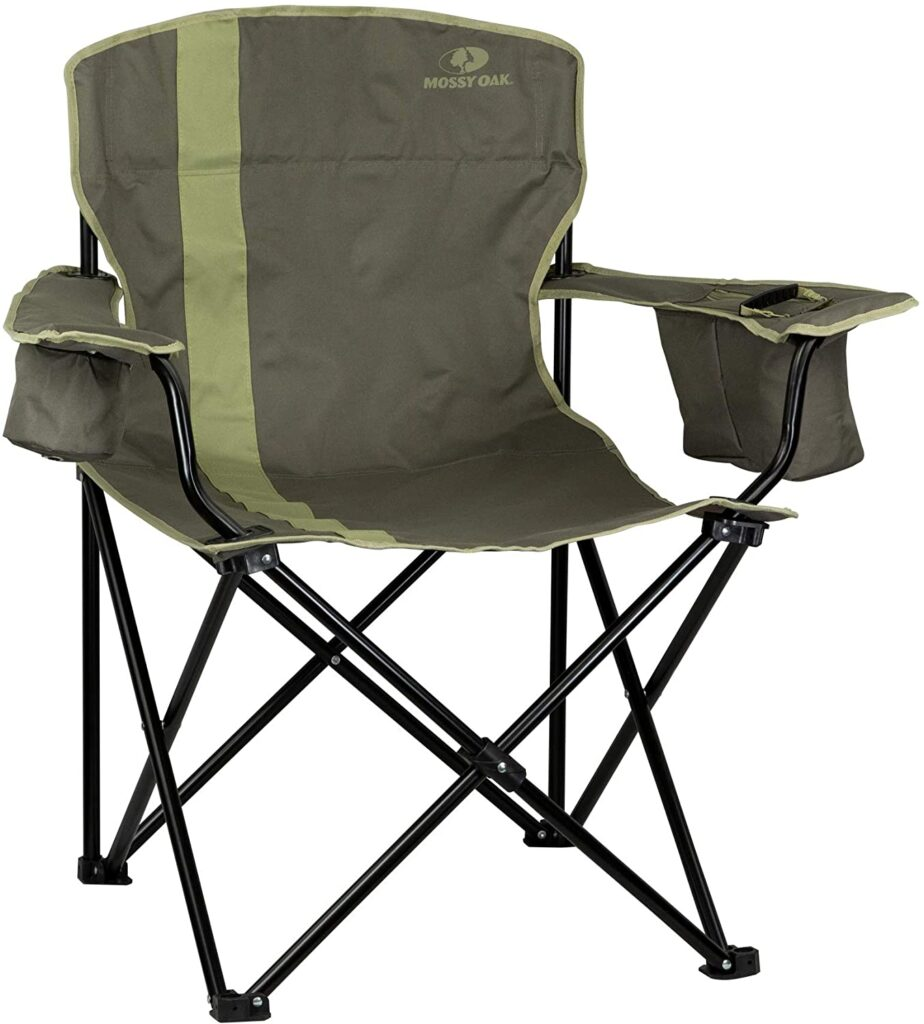 Mossy Oak Heavy Duty Camping Chair